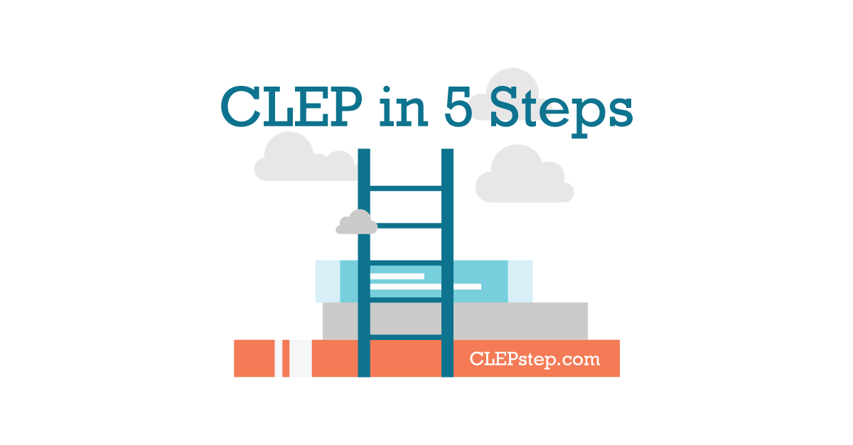 CLEP & DSST Pass Rates - CLEP Step